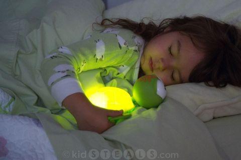 Baby Zoo Turtle Gus Nightlight