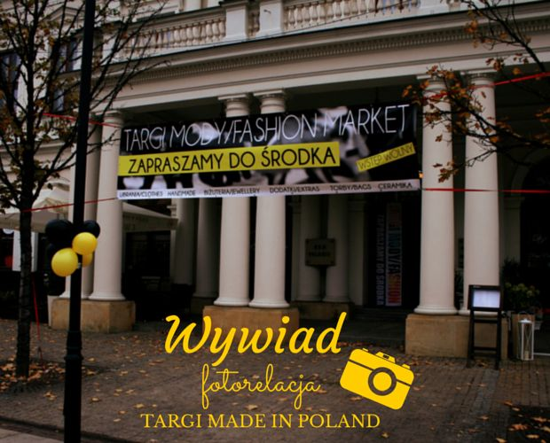 Targi Made in Poland w Warszawie - fotorelacja i wywiad.