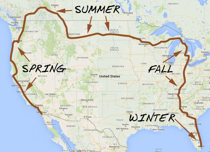 2016-travel-plans-JPG.jpg (800×583) One Day I like this idea!! Snow Birds