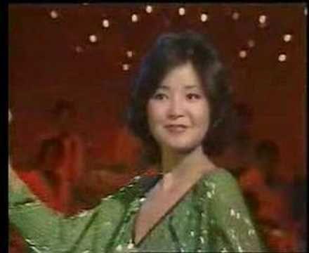 """""""Tian Mi Mi,"""" Teresa Teng, a classic good for basic grammar practice"""