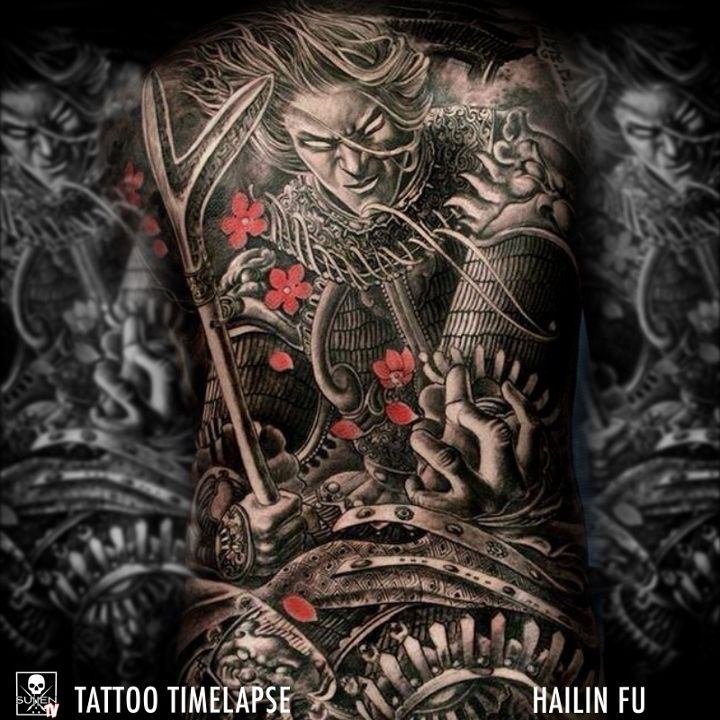 51 Best Hailin Fu Images On Pinterest  Japan Tattoo