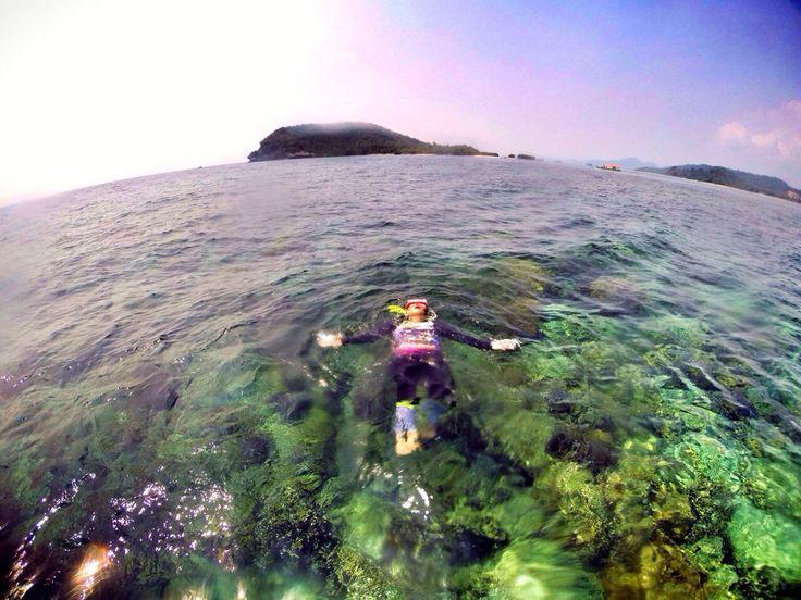 Pahawang Island #Lampung #Indonesia
