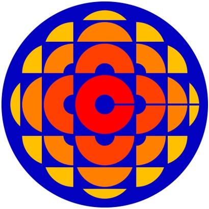 CBC Logo by Burton Kramer 1974
