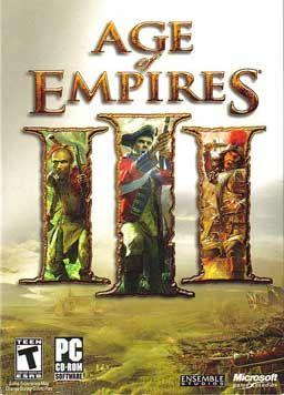 Age of Empires III - released 10/18/05 #AoEIII