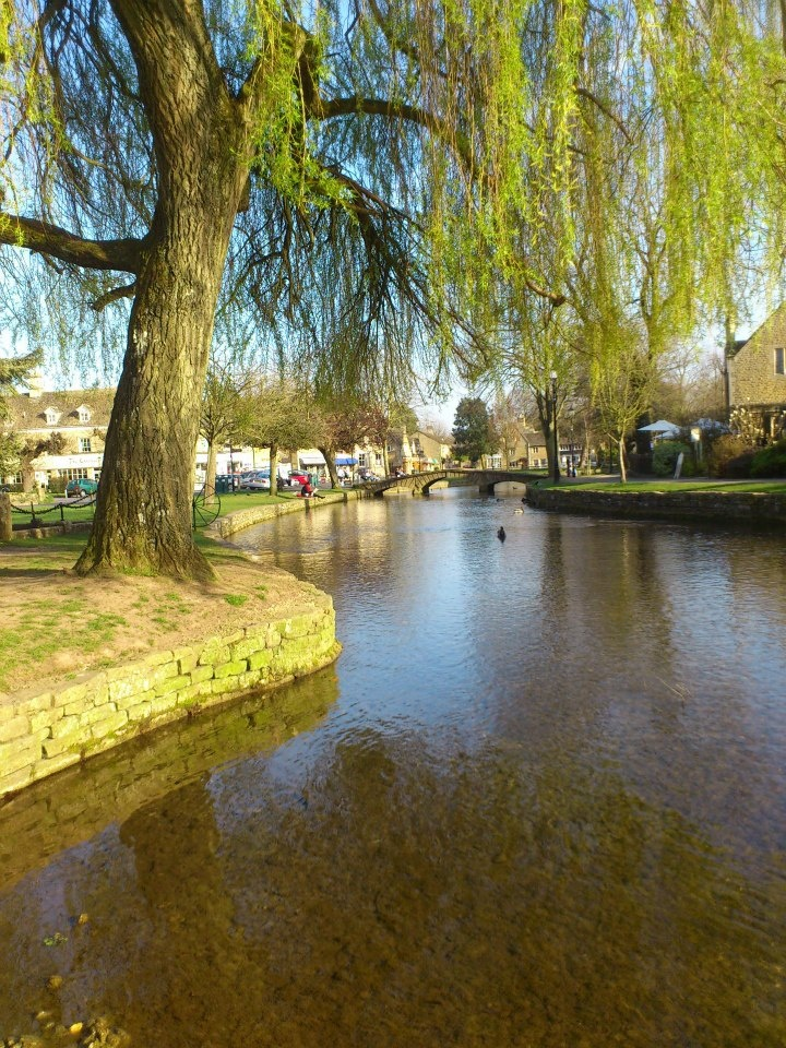 Boughton-On-The-Water, The Cotswolds, England