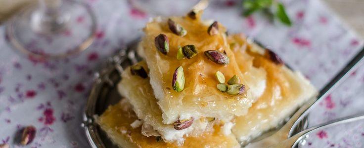 Mutabbaq: cucina mediterranea