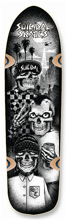 1282 best longboard images on pinterest black white paint and rolling skate. Black Bedroom Furniture Sets. Home Design Ideas