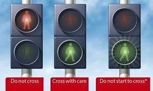 Following and Using Pedestrian Crossings Regulations