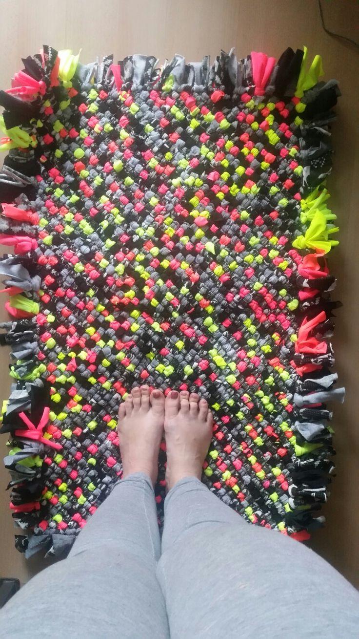 REF RAG rug#recycling#handmade#unique