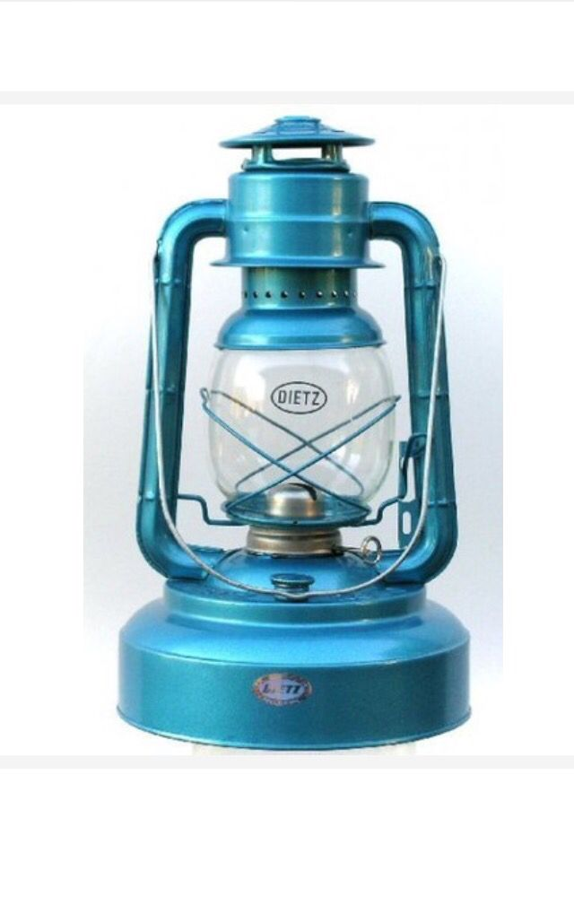 These Dietz lanterns are amazing. This is the biggest one, called the Jupiter.