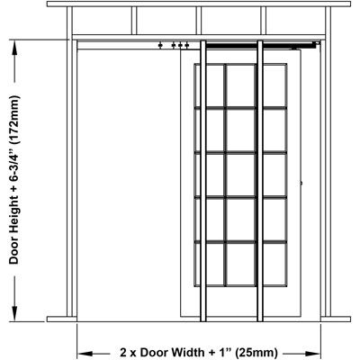 17 best images about carpentry on pinterest the family for Door frame sizes