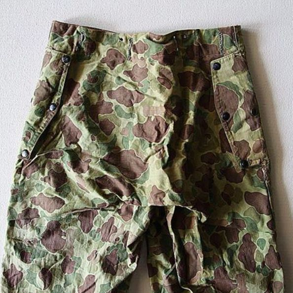 P 44 Hbt Pants Usmc Vintage Military Pinterest Usmc