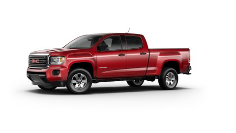 2015 Canyon Small Pickup Truck | Build & Price