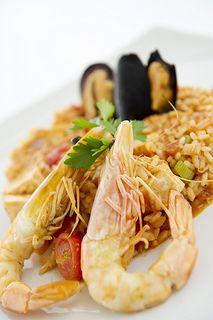 Unique Mediterranean dishes served at Caldera Restaurant  - Volcano View Hotel & Villas, Santorini  http://www.volcano-view.com/