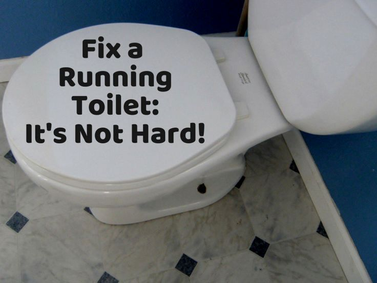 Instructions For How To Fix A Leaky Or Running Toilet Repairing A
