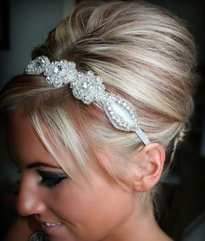 Perfect Bridal Hair Accessories for 50 dollars or less!