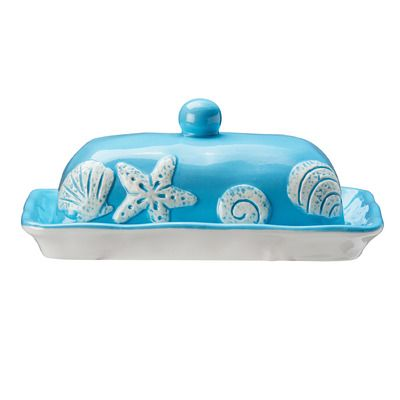 A Classic Centerpiece For Your Breakfast Table, This Ceramic Dish Keeps  Butter At Perfect Spreading Temperature.