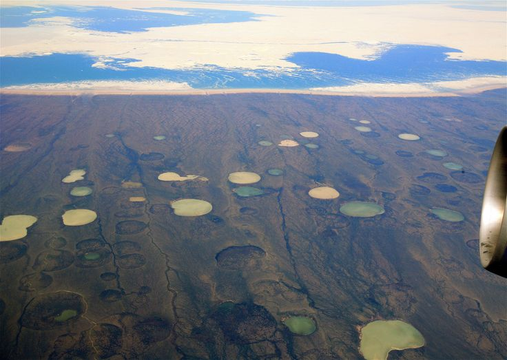 The Really Scary Thing About Those Jaw-Dropping Siberian Craters - Since the first discovery of the roughly 200 feet wide, seemingly bottomless crater, 2 other smaller craters have been spotted in the Yamal Peninsula. Unusually high concentrations of methane of up to 9.6% were present at the bottom of the first large crater