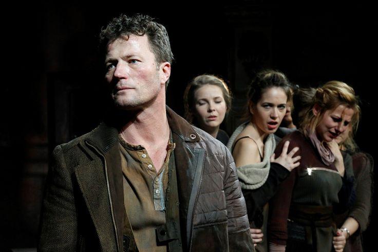 Istenítélet - Mohácsi János - Vígszínház (Arthur Miller: The Crucible)