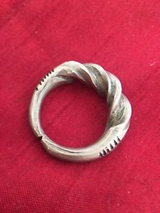 Large Heavy Viking Silver Twisted Ring Circa 9th to 11th Century AD    eBay