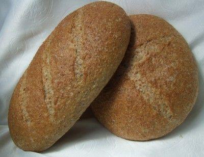 Хлеб овсяный с отрубями