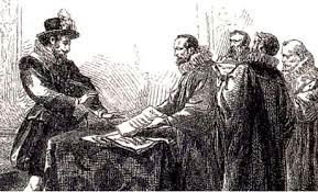 In Nantes werd in 1598 het edict van Nantes (edict waarin staat dat je geloof vrij is) door Hendrik IV geschreven. in 1685 werd het Edict van Nantes door Lodewijk XIV opgeheven, een goed voorbeeld van het absolutisme en het Droit Diven