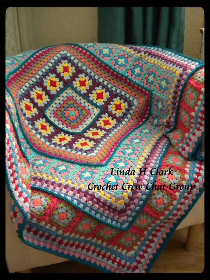 Free Crochet Afghan Patterns For Young Adults : 35% Off On November 11th, Buy Yarn To DIY : http://www ...