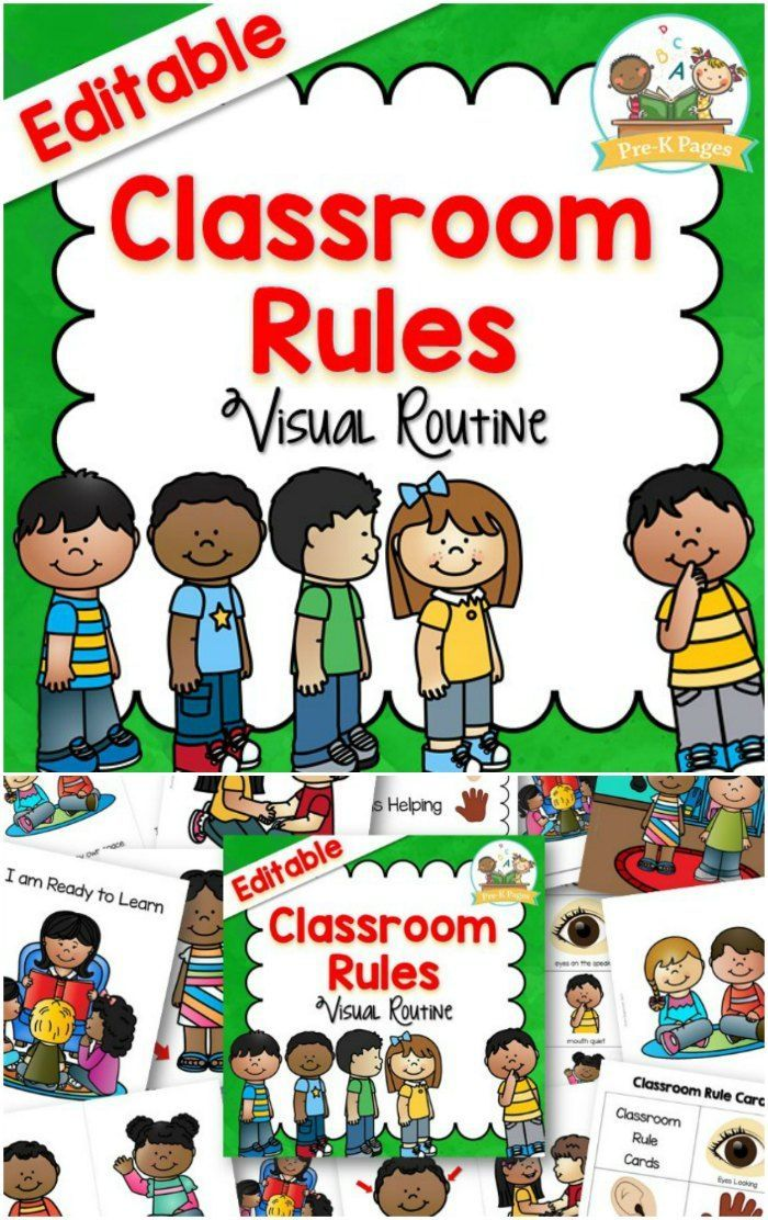 Classroom Rules \
