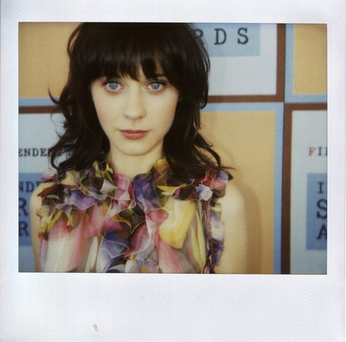 Zooey Deschanel! She's awesome!