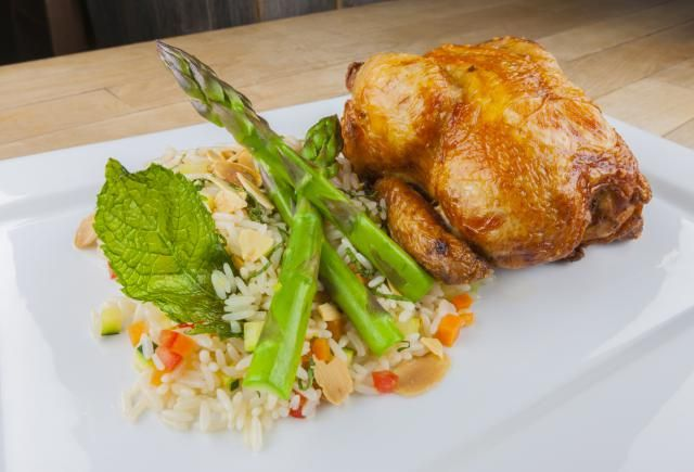 Cornish hen recipe includes apple, soy sauce, wine, marmalade and lemon. Glazed cornish hens recipe for crockpot or slow cooker.