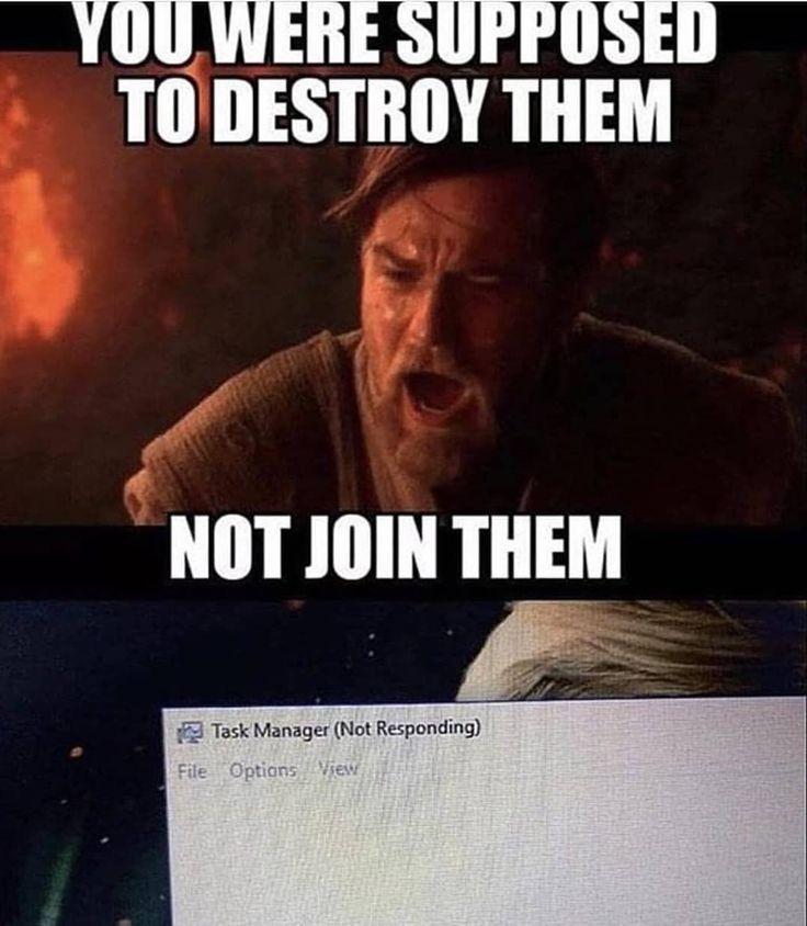 Star Wars Funny Star Wars Star Wars Memes Prequel Memes Obiwan Geek Funny Star Wars Memes Star Wars Memes Star Wars Humor