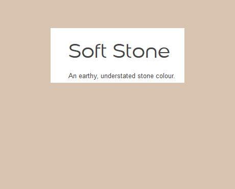 Wall colour  Dulux - Soft Stone