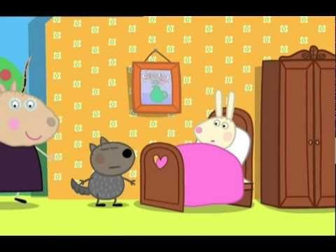 Peppa Pig S1x11 La Piece de theatre - YouTube
