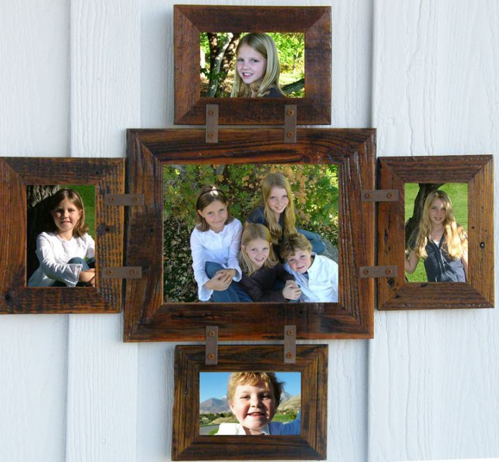 9 best Picture Frames images on Pinterest | Collage frames, Collage ...