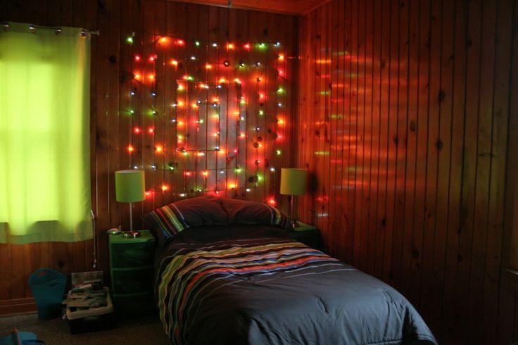 Best 25+ Christmas Lights Bedroom Ideas On Pinterest