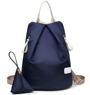 Нейлоновый парившие фаршированные булочки мать пакет женская сумка 2015 приливная осень новых студентов путешествия отдыха холст ранец