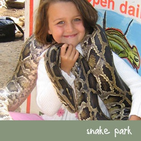 CAPE TOWN (Near camel rides in Imhoff) Open Tuesdays - Sundays 9.00-17.00  (seven days a week during school holidays)  R15?