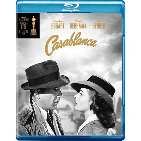Casablanca Blu-Ray Please note this is a region B Blu-ray and will require a region B or region free Blu-ray player in order to play Rick Blaine (Humphrey Bogart) who owns a nightclub in Casablanca discovers his old fla http://www.MightGet.com/march-2017-2/casablanca-blu-ray.asp