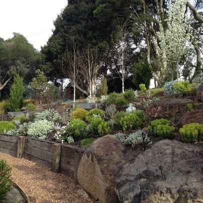 102 best slope gardens images on Pinterest Backyard ideas