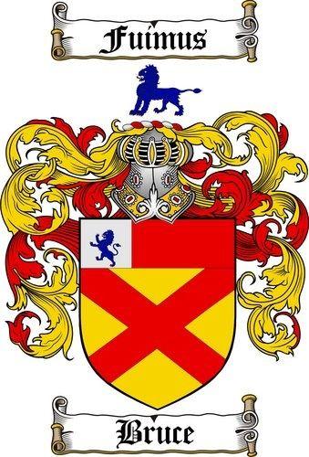Sir Robert Bruce of Cultmalindie discovered on Ancestry.com