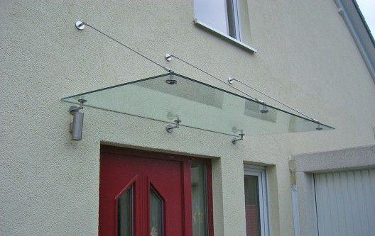 Glasstech: Aleros de cristal Sistema Canopy