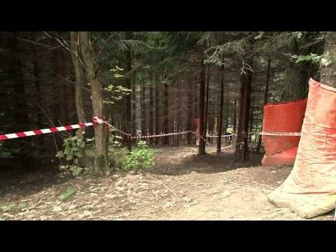 DH trať Bachledova.mpg - YouTube