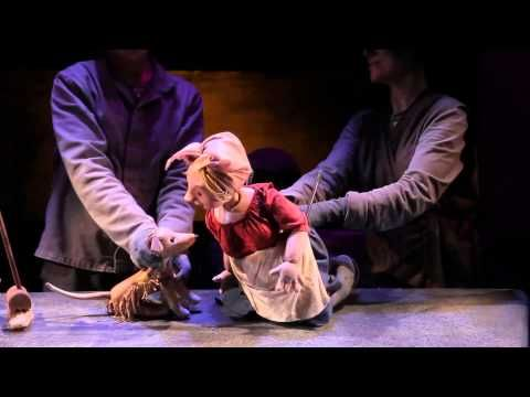 Gorgeous puppets. A Very Old Man with Enormous Wings Trailer - YouTube