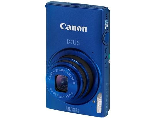 Appareil photo numérique compact CANON Digital IXUS 240 HS bleu