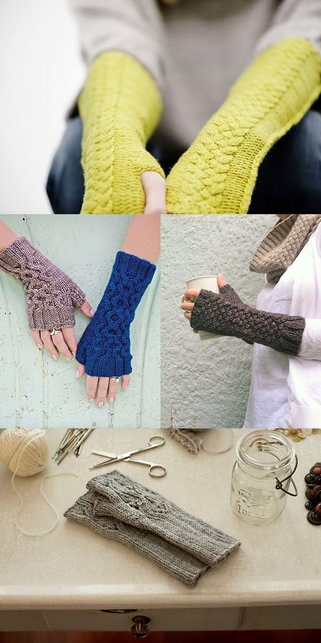 New Favorites: Big textured mitts // Fringe Association