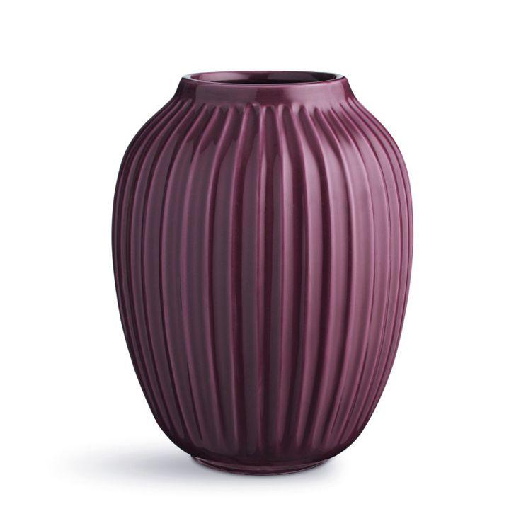 Kähler Hammershøi Vase H250 Blomme 499 kr.