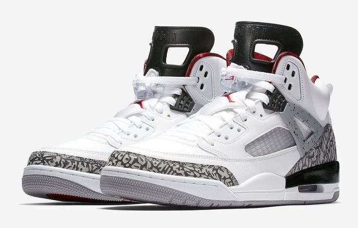 Air Jordan Spiz'ike 'White Cement' Returns - EU Kicks: Sneaker Magazine