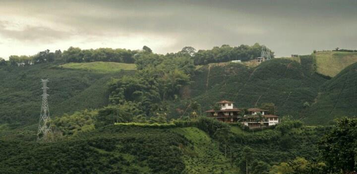 Eje cafetero, Chinchina, Caldas, Colombia