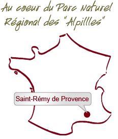 Monplaisir, Hôtellerie de Plein Air à Saint-Rémy de Provence