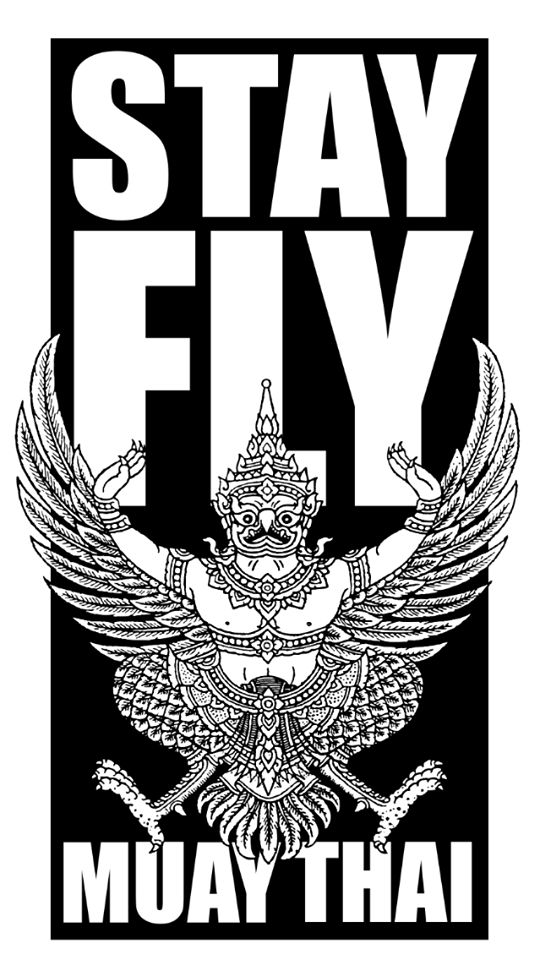 George Pitsakis - Stay fly! Muay thai